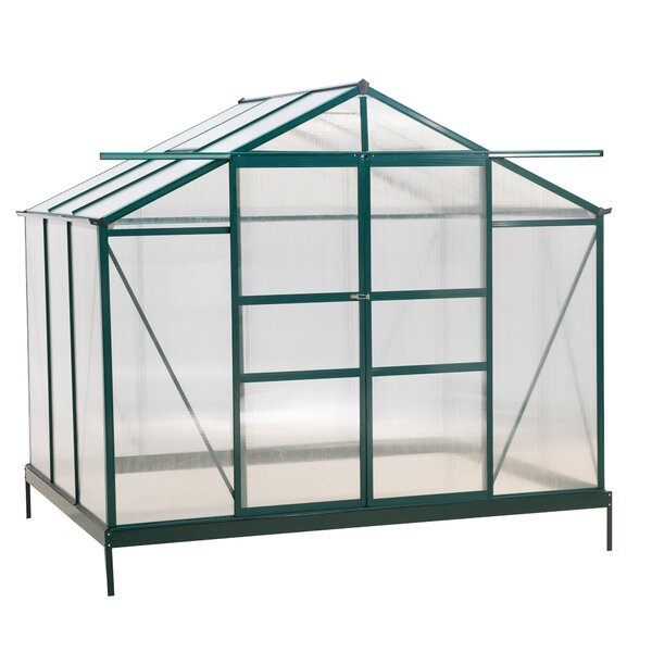 8 Ft. W x 6 Ft. D Greenhouse by Sunjoy