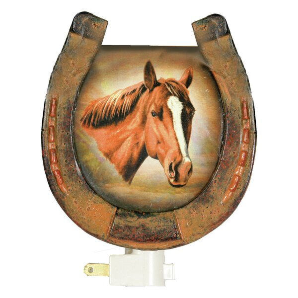 Horse Night Light by American Expedition