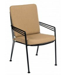 Madison Patio Dining Chair (Set of 2) by Woodard