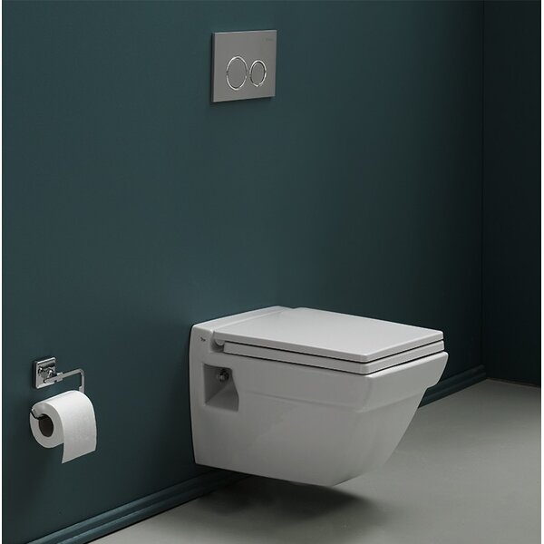 Mona 1.2 GPF Elongated Toilet Bowl by CeraStyle by Nameeks