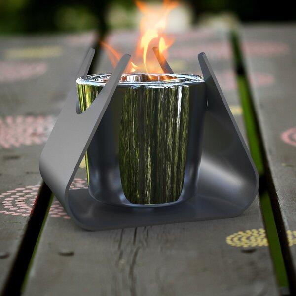 Taurus Bio-Ethanol Tabletop Fireplace by Decorpro
