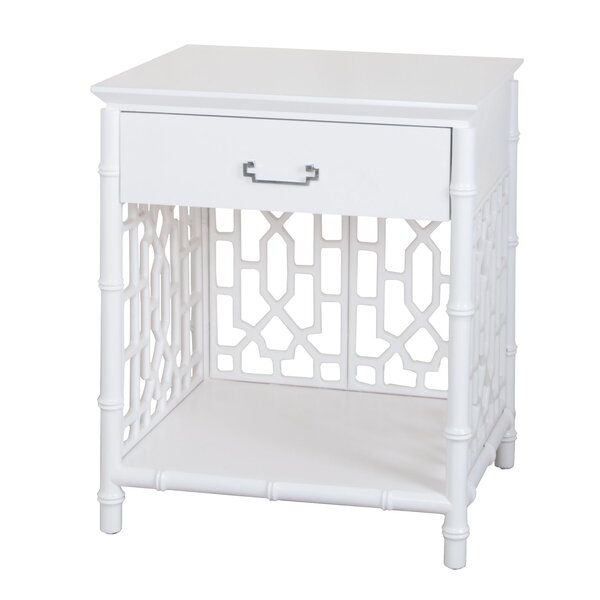 Inwood End Table by Bay Isle Home