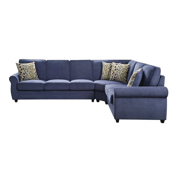 Steinman Sectional by Red Barrel Studio