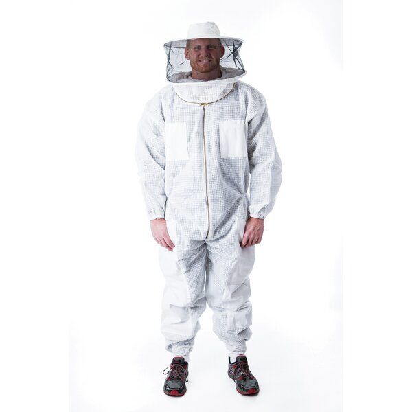 Borders Unlimited Ventilated Master Beekeeper Suit