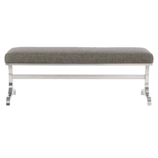 Decorage Upholstered Bench by Bernhardt