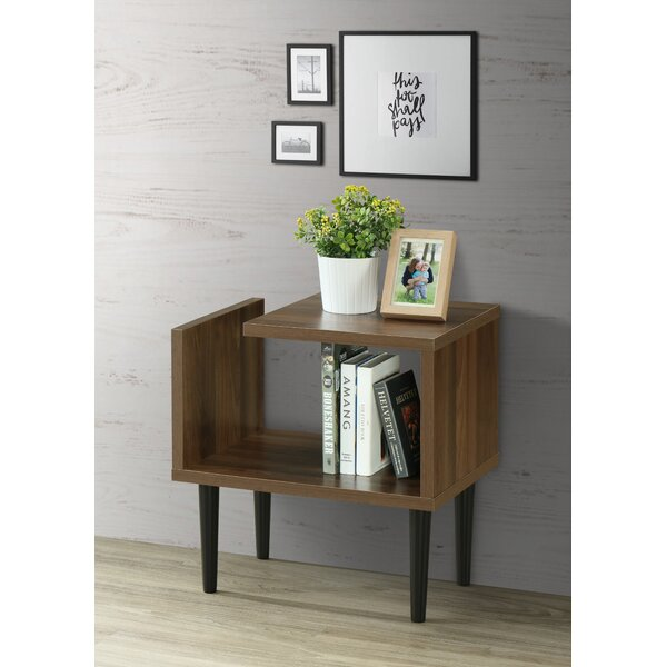 Minot End Table By Wrought Studio