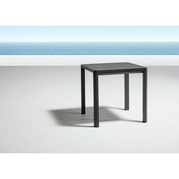 Houston Metal Bar Table by Orren Ellis Orren Ellis