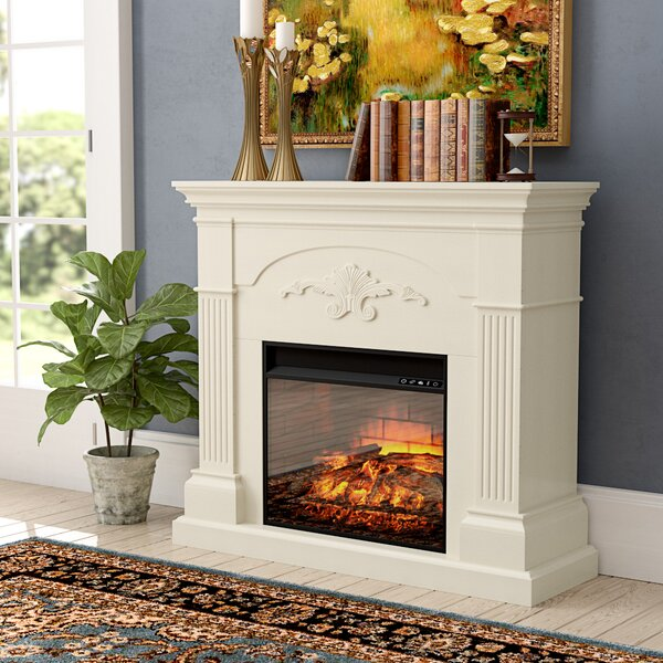 Dollison Electric Fireplace by Astoria Grand