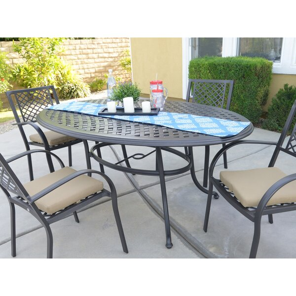 Miami Dining Table by DHC Furniture