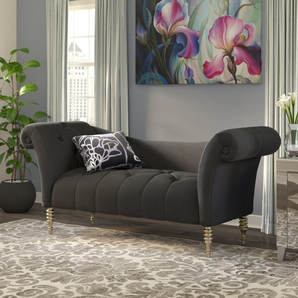 Kegler Chaise Lounge By Willa Arlo Interiors