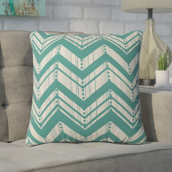 Spence Weathered Indoor/Outdoor Throw Pillow by Ivy Bronx