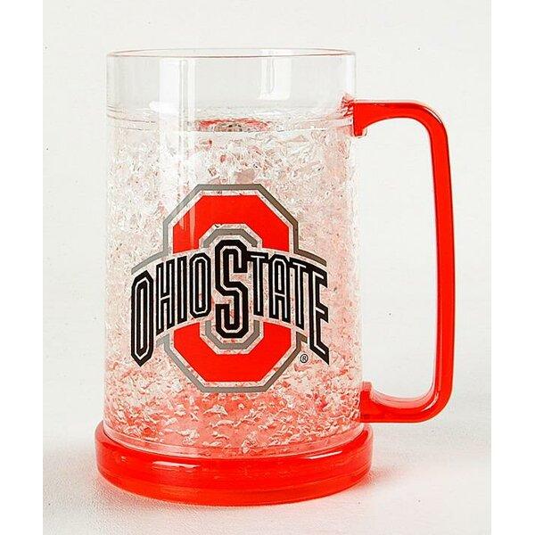 NCAA Beer Glass 16 oz. Crystal by DuckHouse