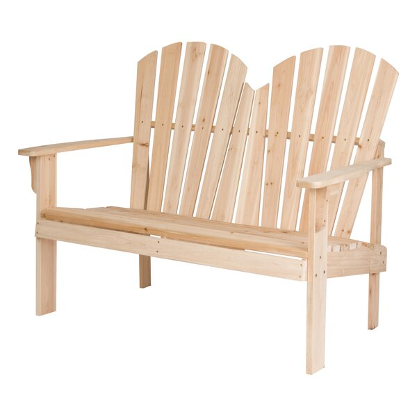 Alisz Garden Bench by Highland Dunes