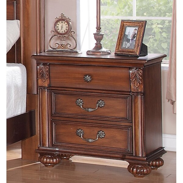 Leigh 3 Drawer Bachelor's Chest by Fleur De Lis Living Fleur De Lis Living