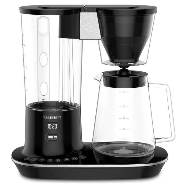 12-Cup Programmable Coffee Maker by Cuisinart