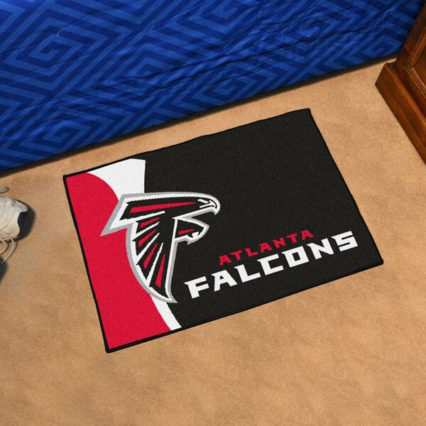 NFL - Atlanta Falcons Starter Doormat by FANMATS
