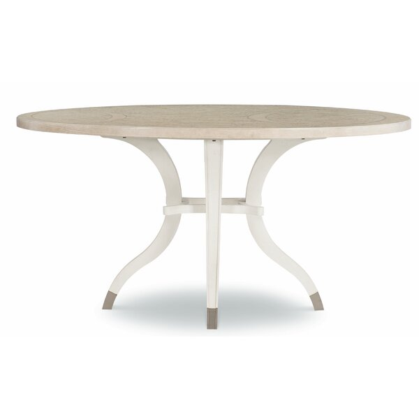 Serenity Ash Solid Wood Dining Table By Fine Furniture Design