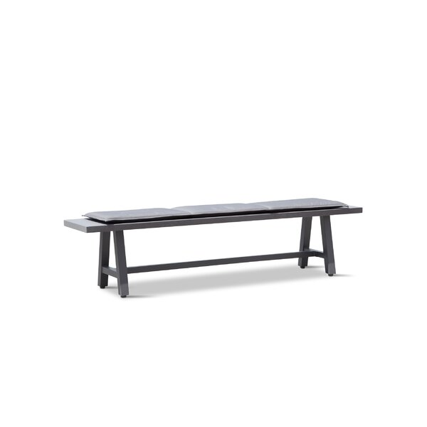 Commons Aluminum Picnic Bench By Harmonia Living