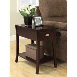 Sutton Place End Table with Storage