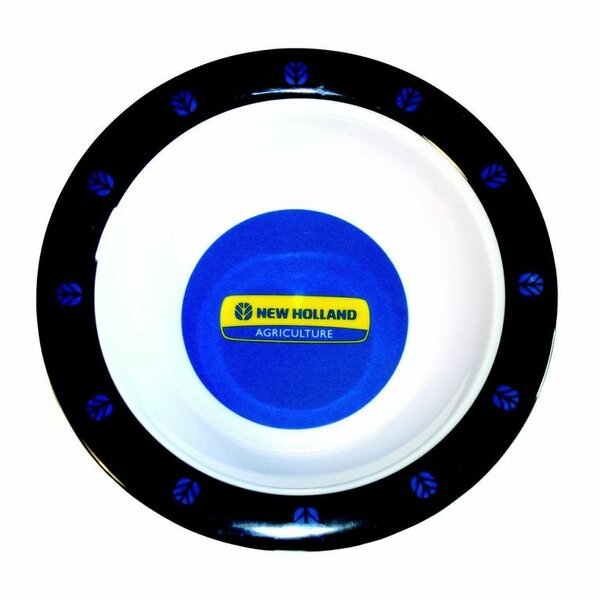 New Holland Melamine Bowl (Set of 4) by MotorHead Products
