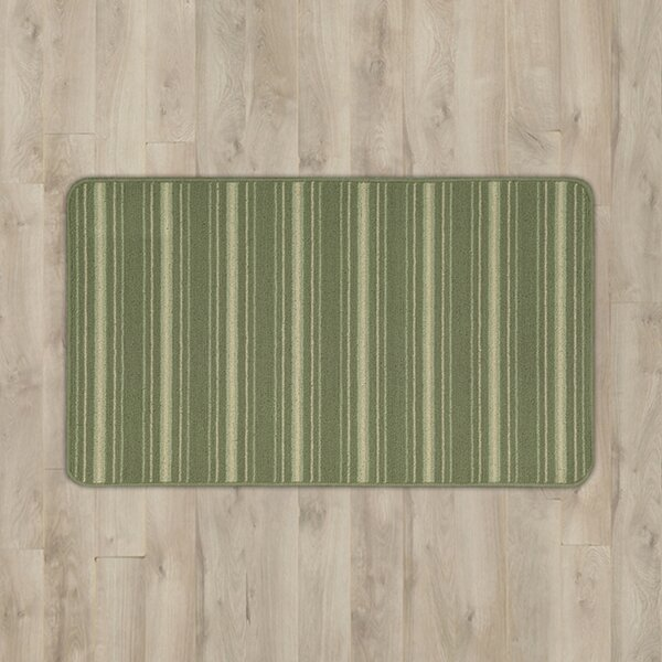 Ravens Light Green Area Rug by Andover Mills