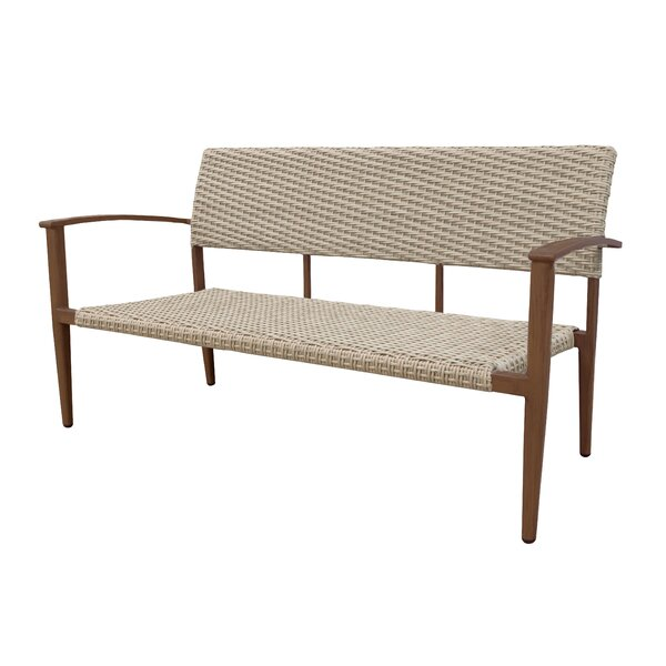 Brinwood Loveseat by Bungalow Rose