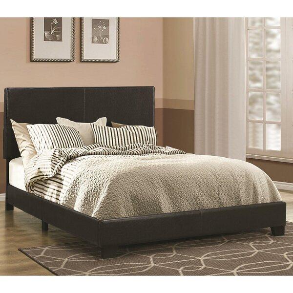 Mielke Upholstered Standard Bed by Winston Porter