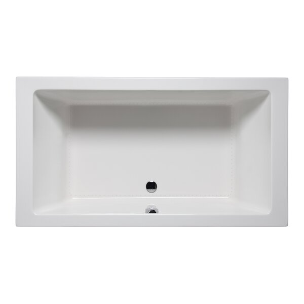Vivo 72 x 36 Drop in Bathtub by Americh