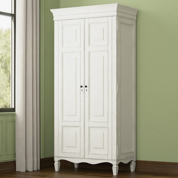 Payton 2 Door TV-Armoire by Canora Grey