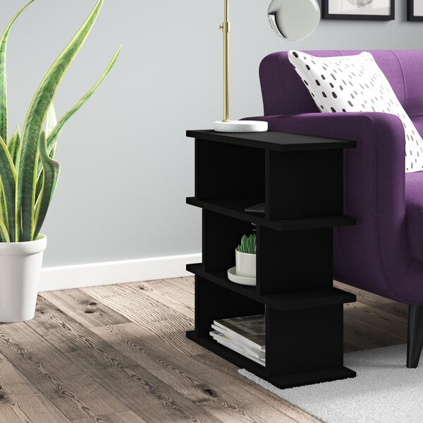 Areli Modern End Table by Wrought Studio