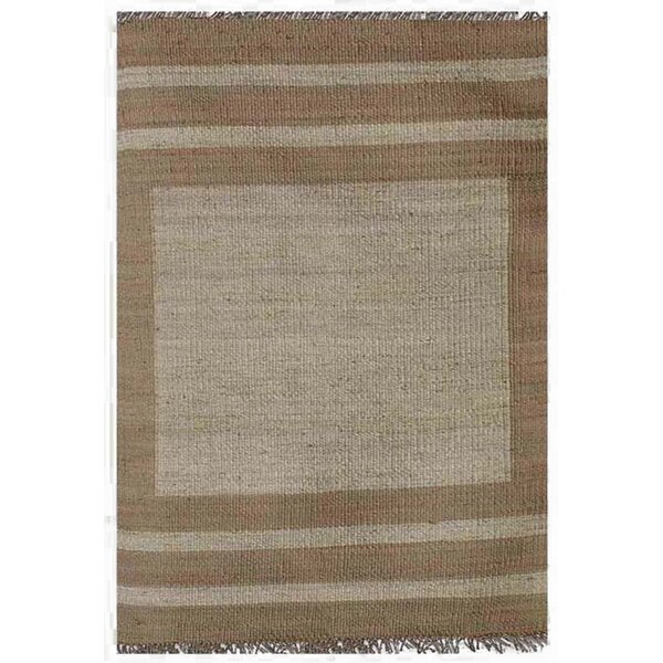 Ephemerine Bleach/Natural Area Rug by August Grove