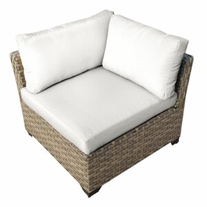 Monterey Corner Chair with Cushions (Set of 2)