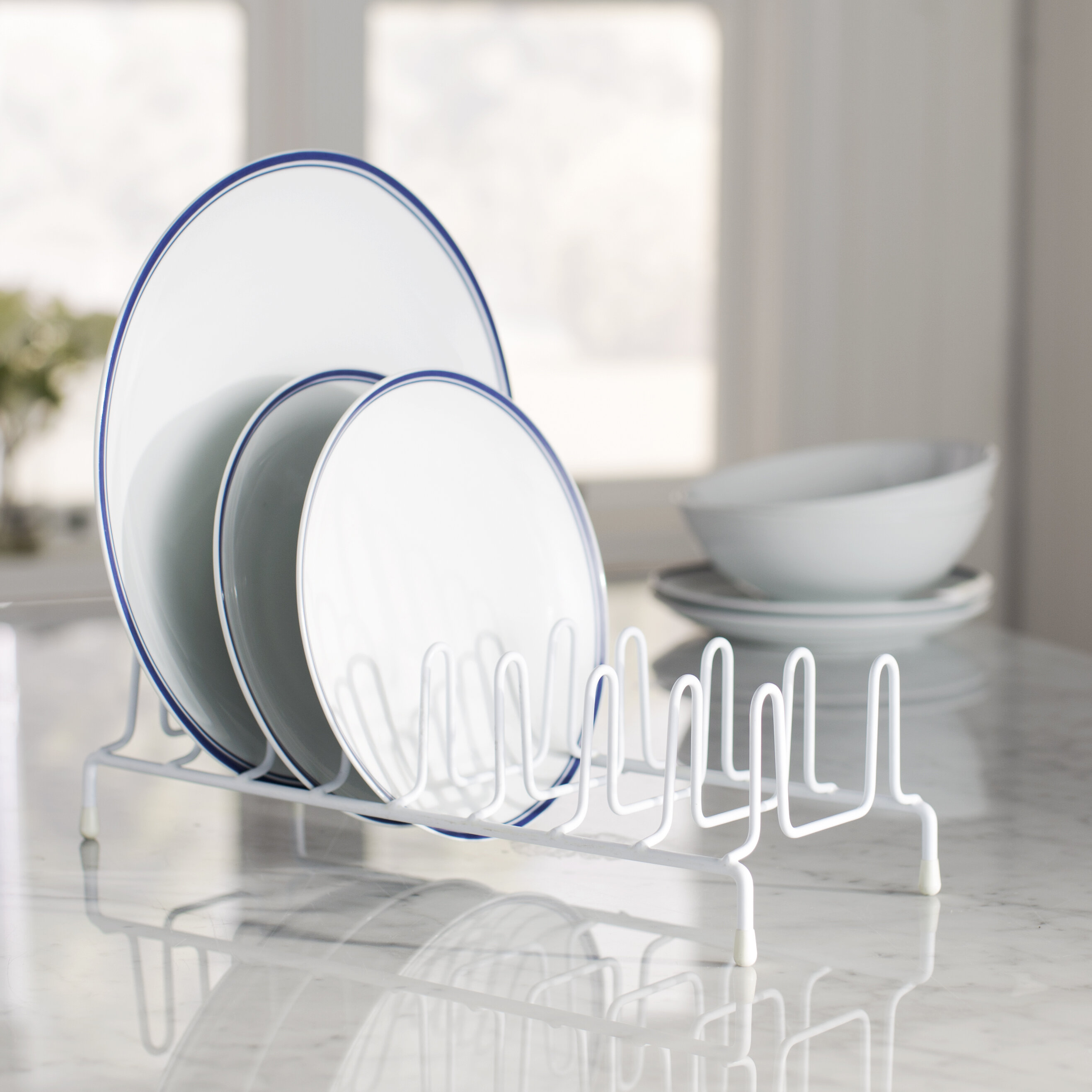 Wayfair Basics Countertop Dish Rack