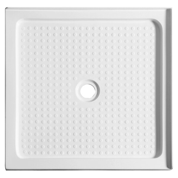 Valley Series 38 x 38 Double Threshold Shower Base by ANZZI