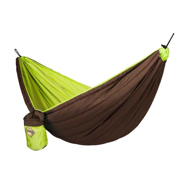 Colibri Nylon Camping Hammock by LA SIESTA