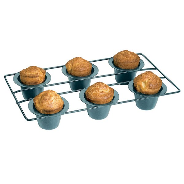 Non-Stick Popover Pan by Fox Run Brands