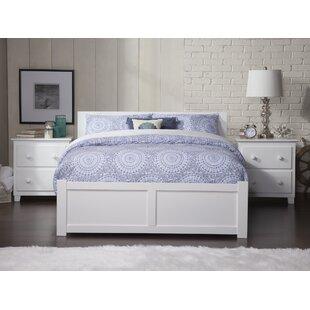 Best Price Greyson Platform Bed with Trundle ByViv + Rae