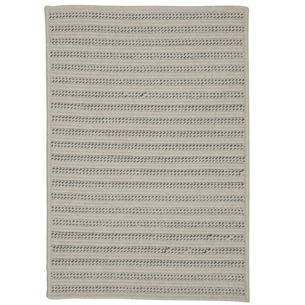 Tidewater Reversible Hand-Woven Natural Indoor/Outdoor Area Rug by Rosecliff Heights