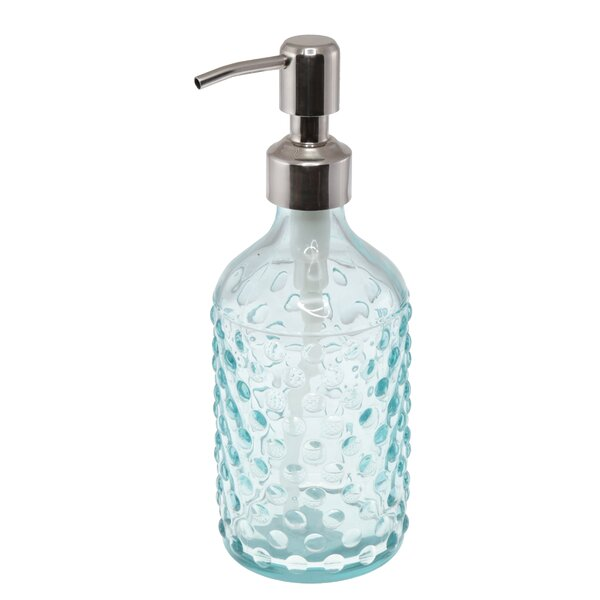 Glass Dots Liquid Soap Dispenser by Creative Home