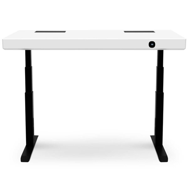 Wilner Electric Ergonomic and Fully Adjustable Standing Desk by Symple Stuff