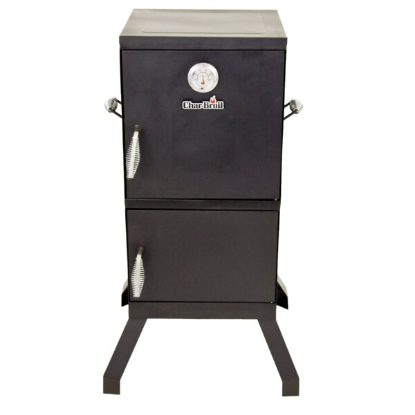 Vertical Charcoal Smoker by Char-Broil
