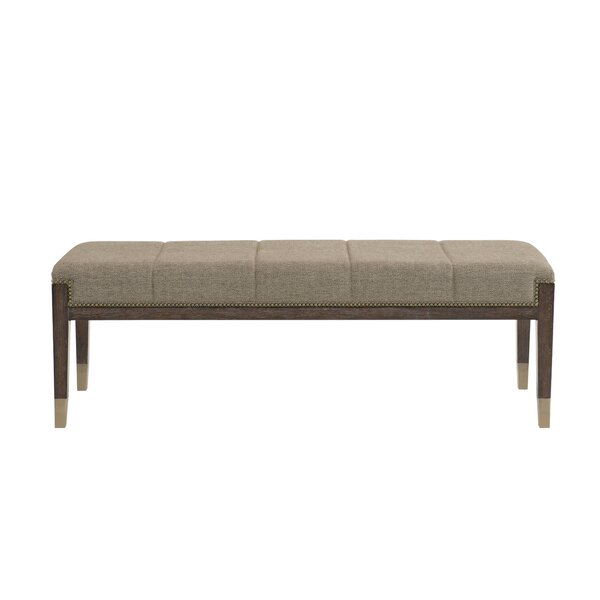 Clarendon Bench by Bernhardt