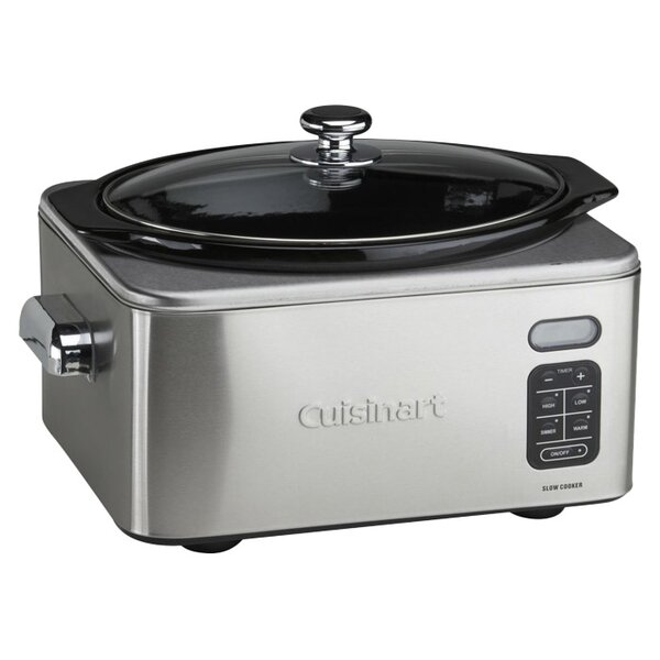 6.5 Qt. Programmable Slow Cooker by Cuisinart