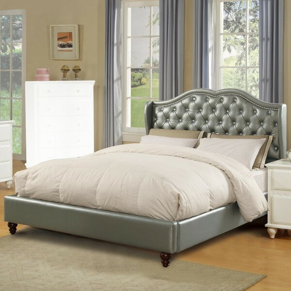 Drowne Upholstered Standard Bed by House of Hampton
