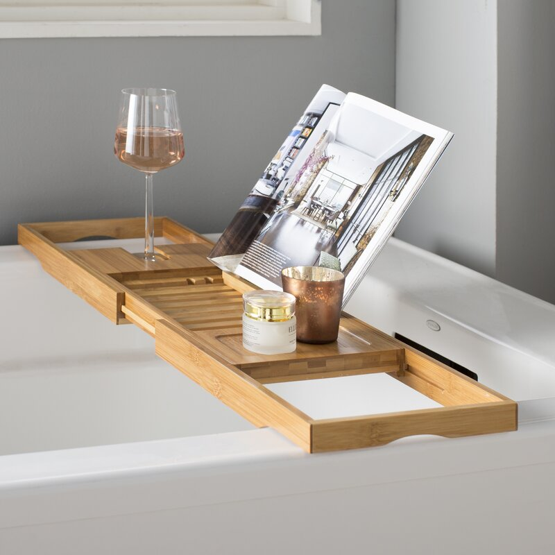 Beringer Bamboo Bath Caddy