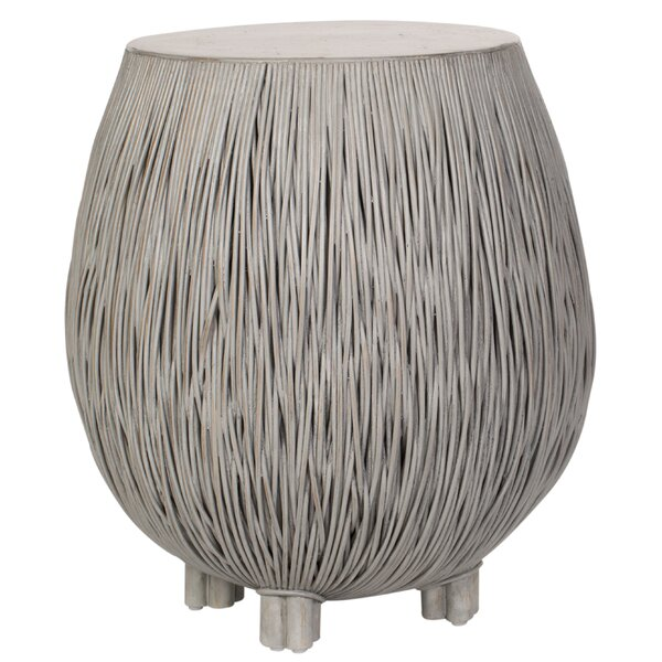 Carstens End Table by Bungalow Rose