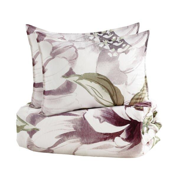 Darielle Floral Comforter Set