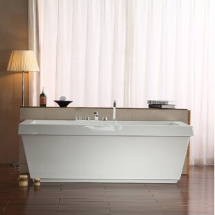 Order 59 x 32 Freestanding Soaking Bathtub By Streamline Bath