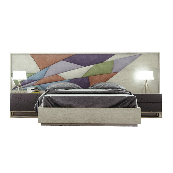 Helotes Queen Platform 3 Piece Bedroom Set by Orren Ellis