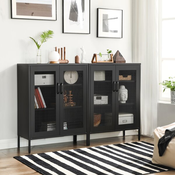 Akper 2 - Shelf Storage Cabinet